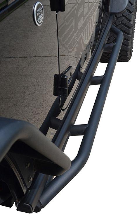 Ace Jk Rock Sliders 4 Door Jeep Wrangler Jeep Jk Jeep Jku