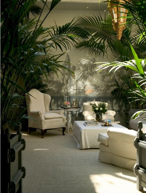 Serene space in 2019 tropical home decor outdoor for Tropical hotel decor