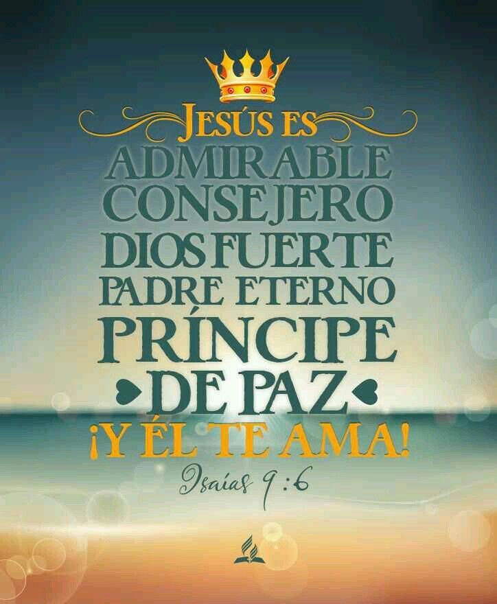Versiculos De La Biblia De Animo: Príncipe De Paz
