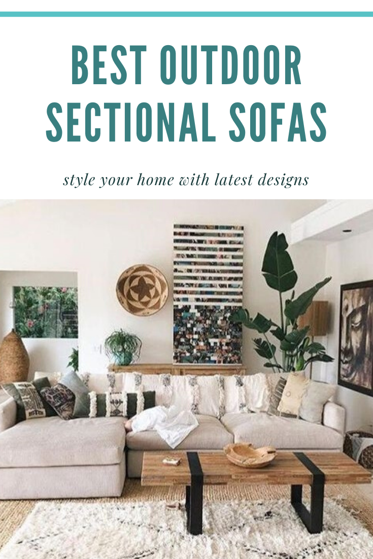 Sectional Sofa For Outdoor In 2020 Sectional Sofa Modular Sectional Sofa Sectional Sofa With Chaise