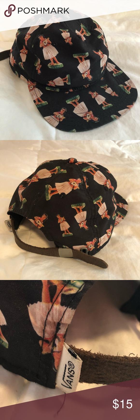 ... uk availability d0908 22535 Vans hula girl hat Hula Vans Accessories  Hats ... fa83910aee5