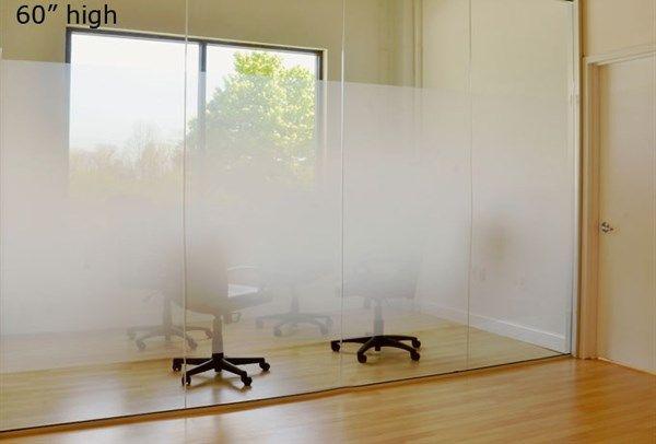 Conference Room Grant Privacy Film Interior Design