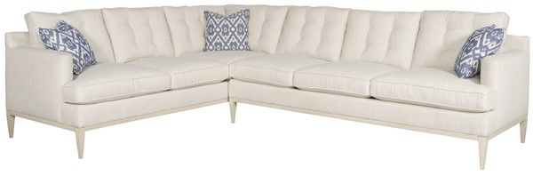Vanguard Furniture V331b Lcs Camilla Left Corner Sofa