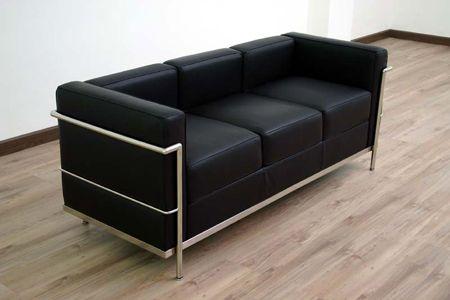 le corbusier furniture new york furniture home le corbusier sofa bauhaus modernism. Black Bedroom Furniture Sets. Home Design Ideas