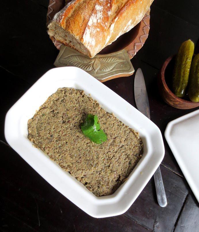 P t v g tal aux lentilles aux champignons cuisine plat principal vegan healthy recipes - Extracteur de jus une boutique dans mon salon ...