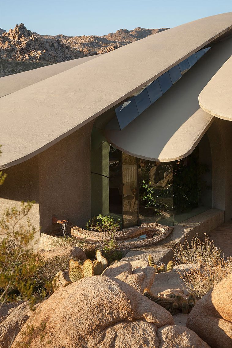 The Desert House: A Landmark Of American Organic Architecture