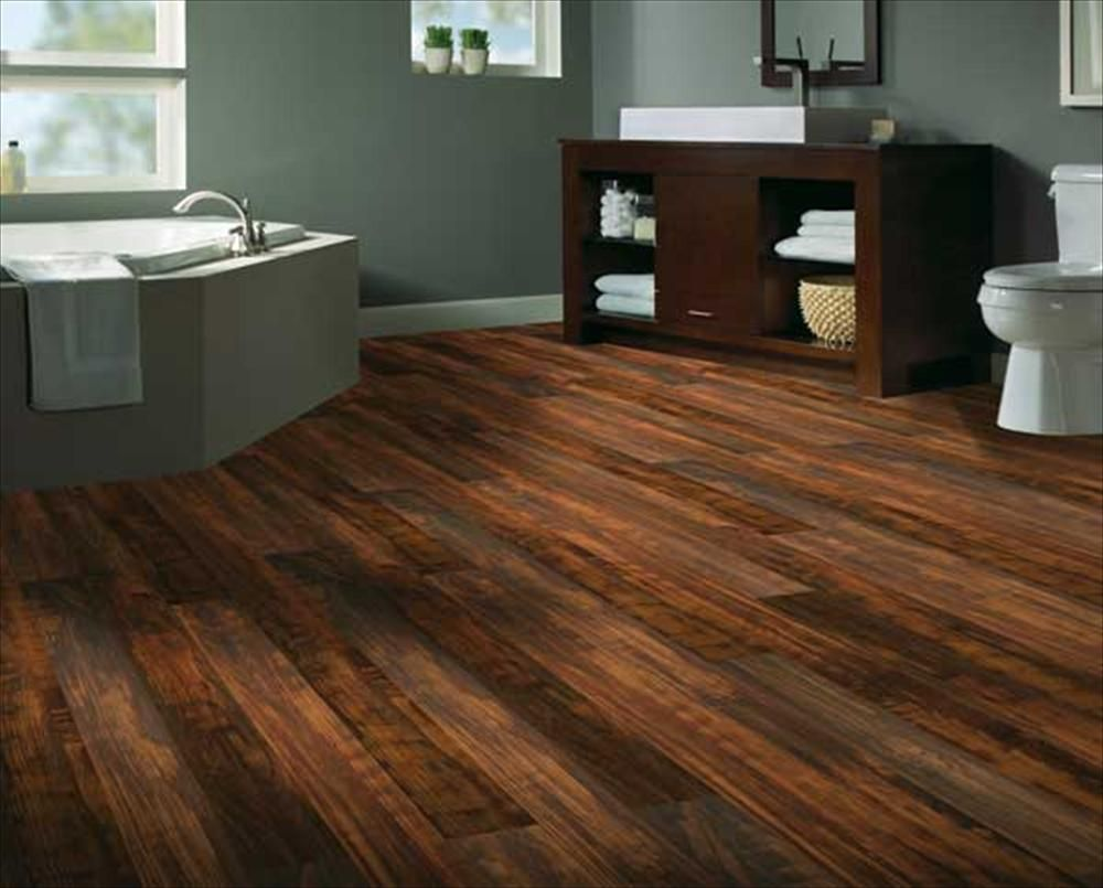Builddirect vinyl planks 5mm click lock exotic collection okra luxwalk adds just the right amount of cushioning under luxury vinyl flooring dailygadgetfo Image collections