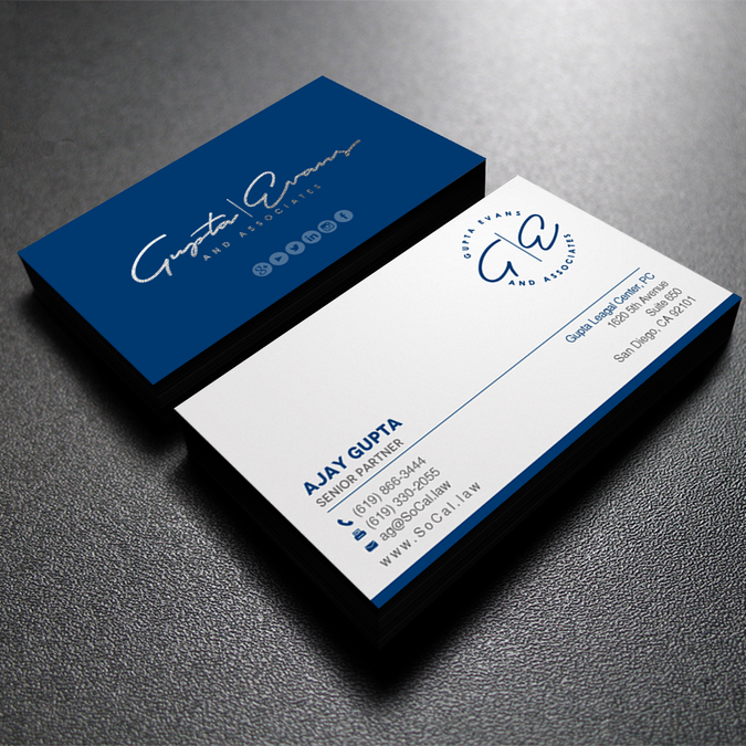 Winning Design By Mr Minimalist Creative Cards Custom Business Cards Business Cards