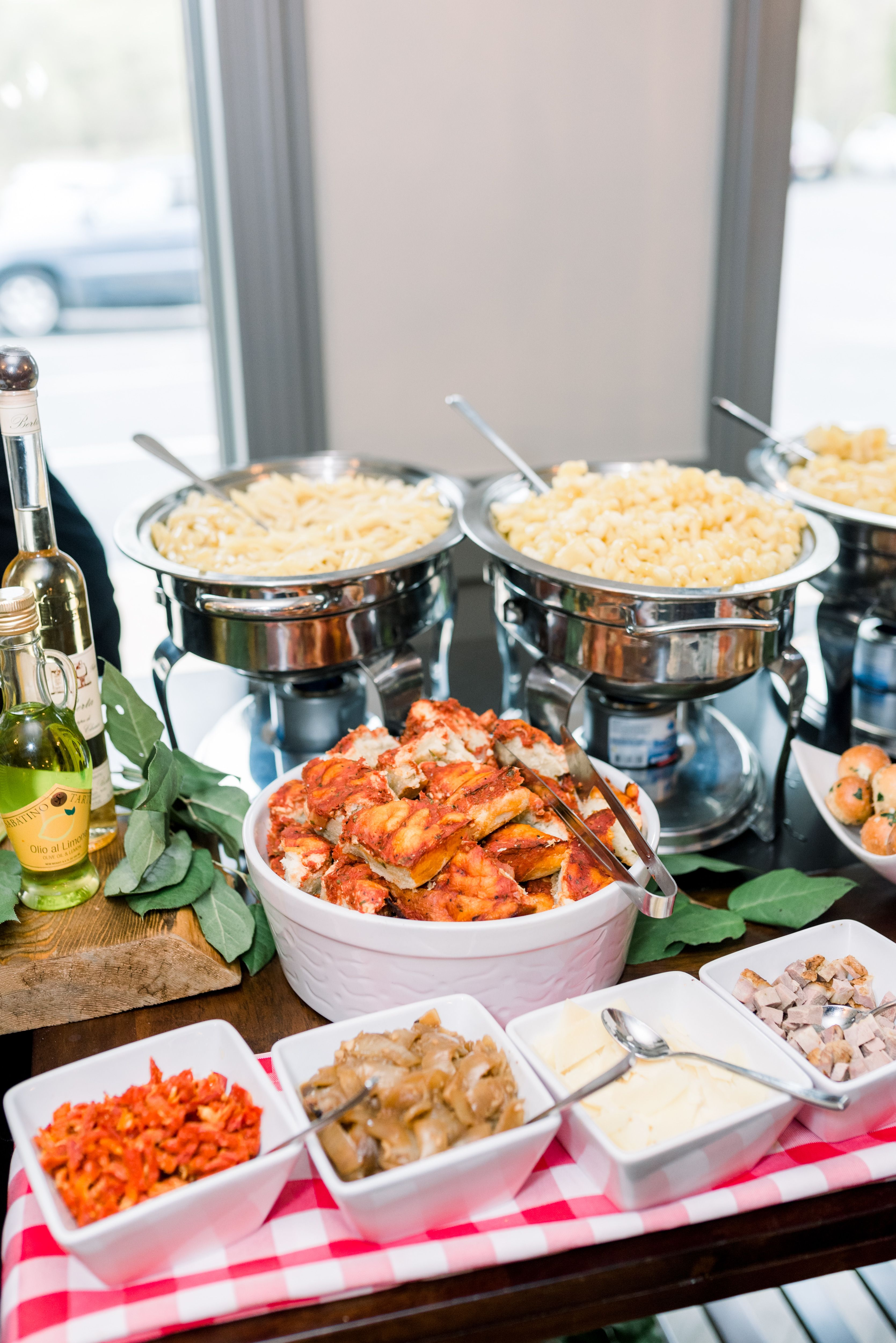 Pasta Station Wedding In 2020 Cocktail Hour Food Cocktail Hour Food Stations Wedding Cocktail Hour Food