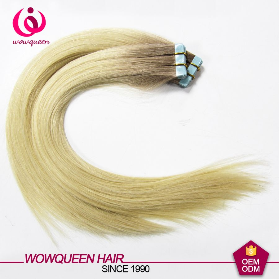 Tape In Hair Extensions 100 Brazilian Human Hair Extensions Tape