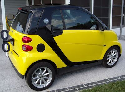 Ever Seen A Smart Car Like This Before Smart Car Modified Cars
