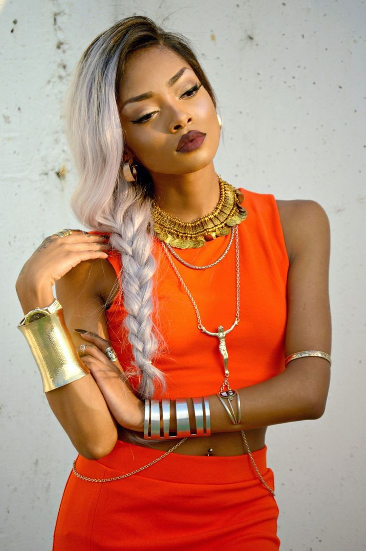 ombre hairstyles for black women (103) | hairspiration | pinterest