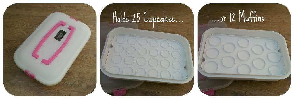 Cupcake carrier from asda cupcake carrier asda