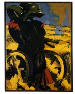 markus lüpertz paintings - Google Search
