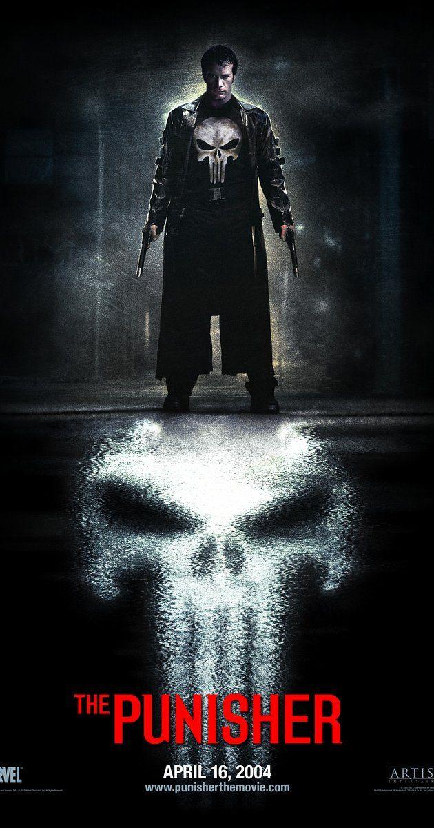The Punisher 2004 The Punisher Movie Punisher 2004 Thomas Jane
