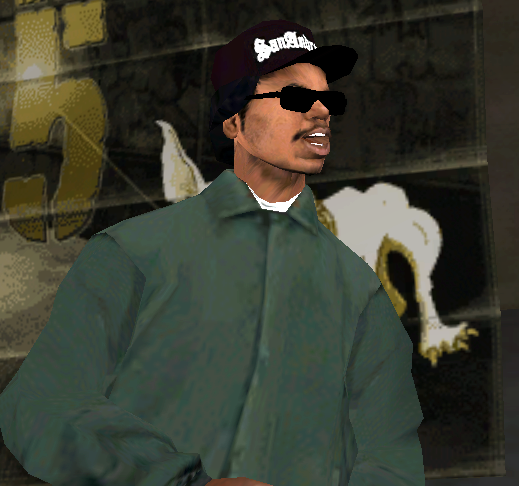 New Character New Ryder For Gta San Andreas 700x525 Png Download