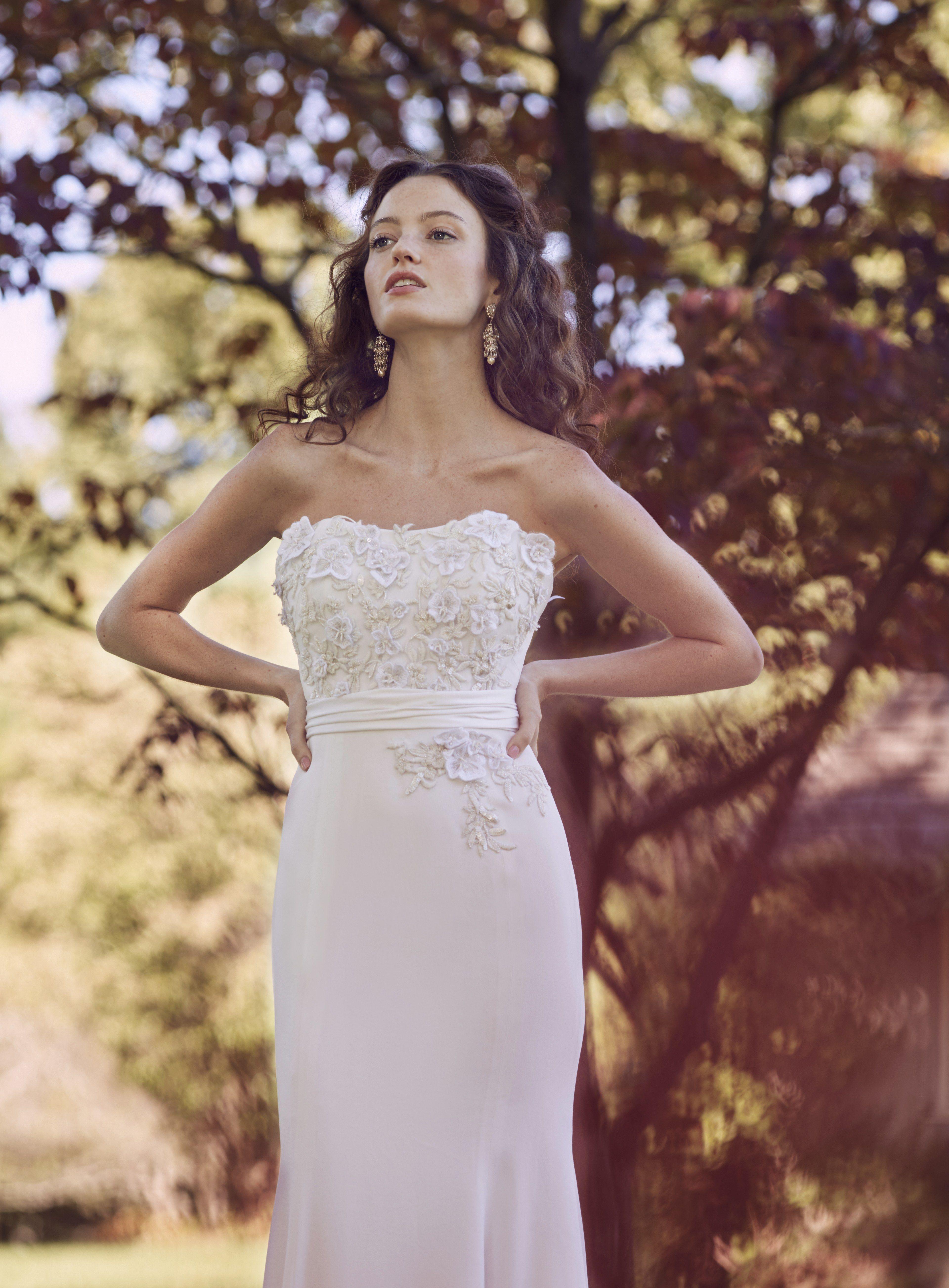 Marchesa notte bridal fall in wedding gowns u wedding