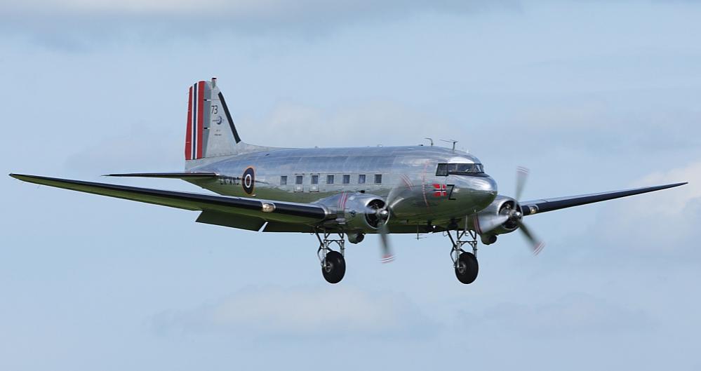 Dakota Norway DC-3