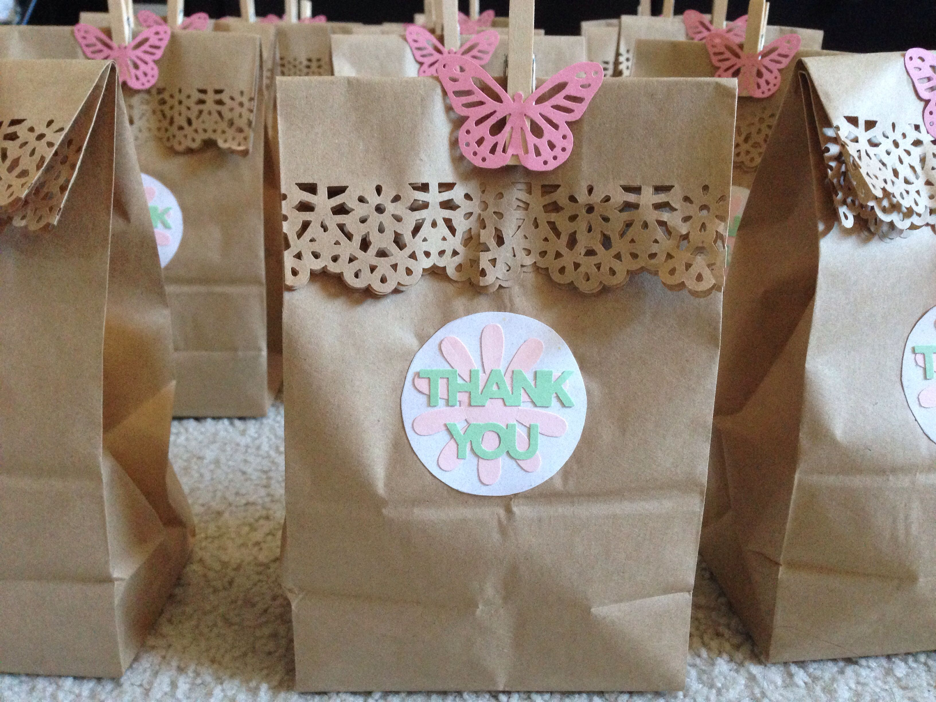 Bellas Birthday Goodie Loot Bag For Her Fairy Party