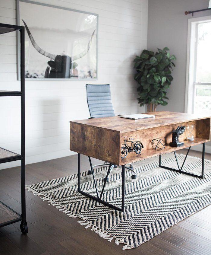 Fallon Reversible Desk Home Office Decor Home Office