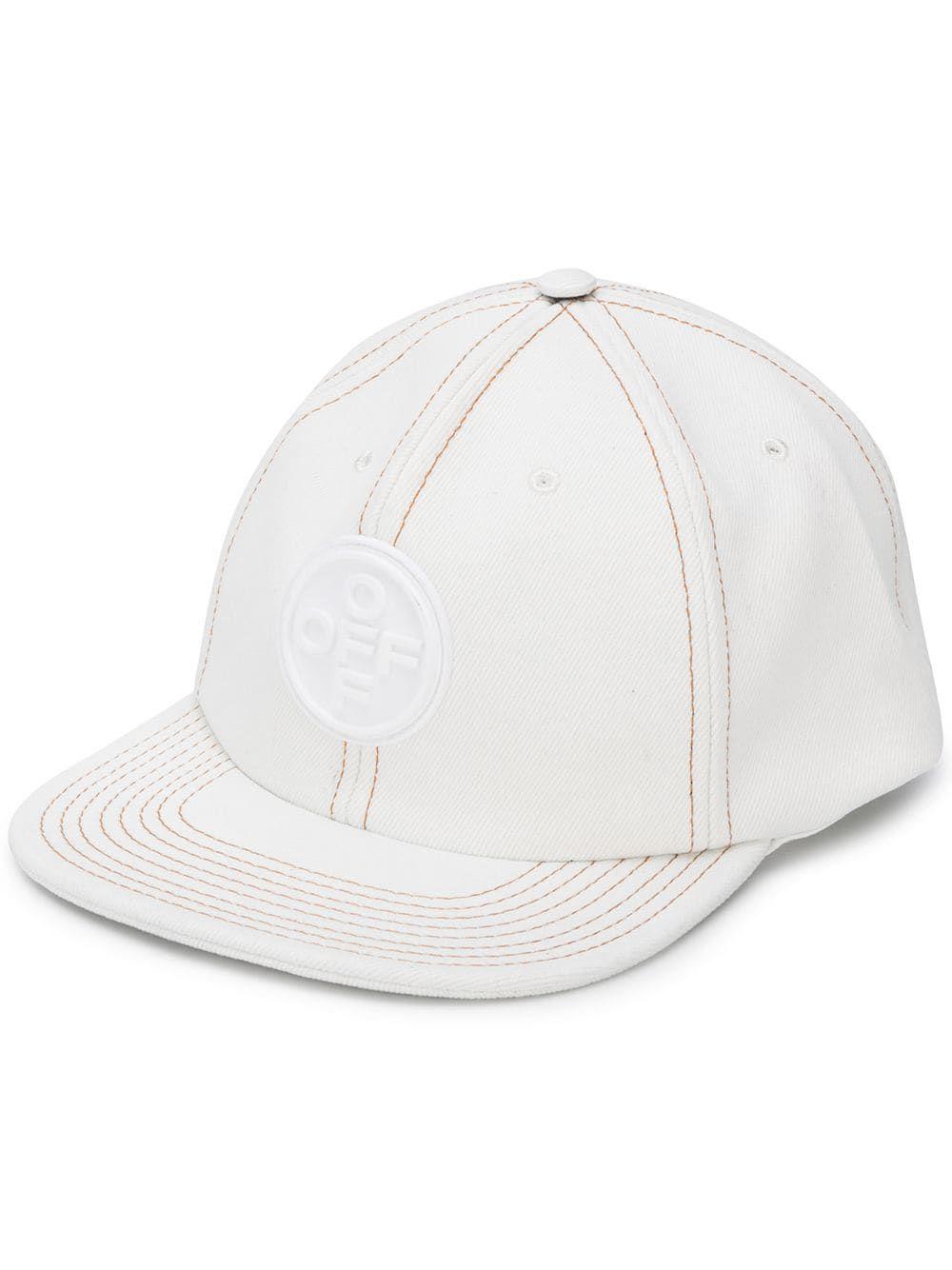 9abc489376d0d8 OFF-WHITE OFF-WHITE LOGO BASEBALL CAP. #off-white | Off-White in ...