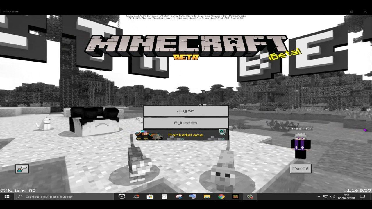 Descargar Minecraft Pe 1 16 0 55 Windows 10 Edition Para 32 Y 64 Bits Of Minecraft Pe Jugar Minecraft Minecraft