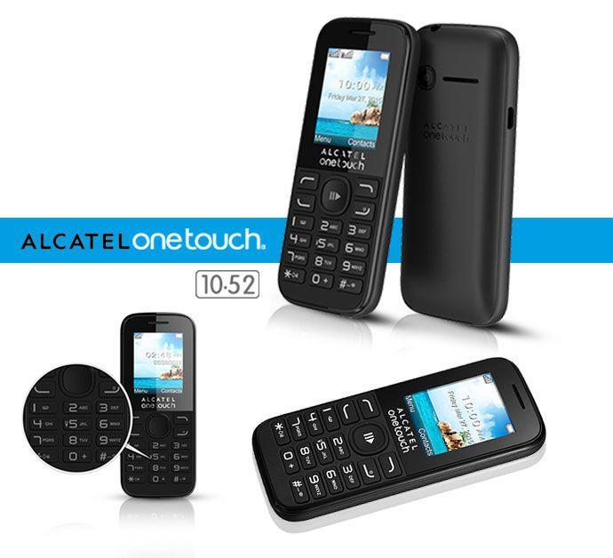 4d0fbe17c38c2 21% OFF! Alcatel Dual Sim Mobile Phone (1052D) worth Rs.2