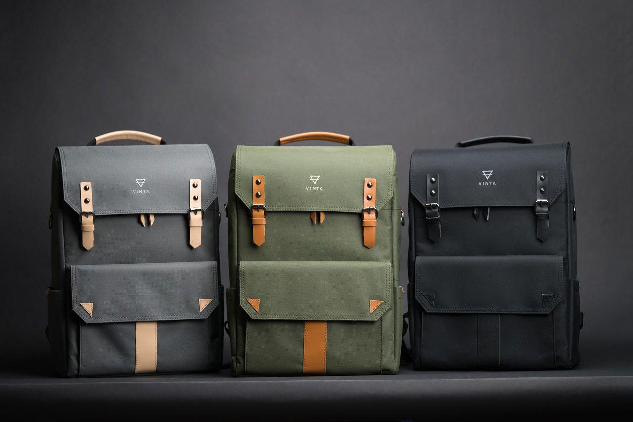 Vinta S Travel Camera Bag For Everyday Adventures