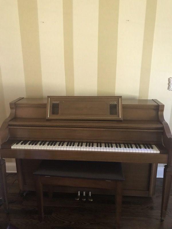 Garten Janssen janssen up rite piano and piano bench home garden in