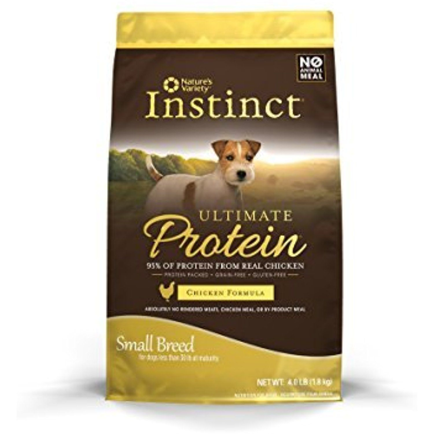 Nature S Variety Instinct Ultimate Protein Small Breed Grain Free