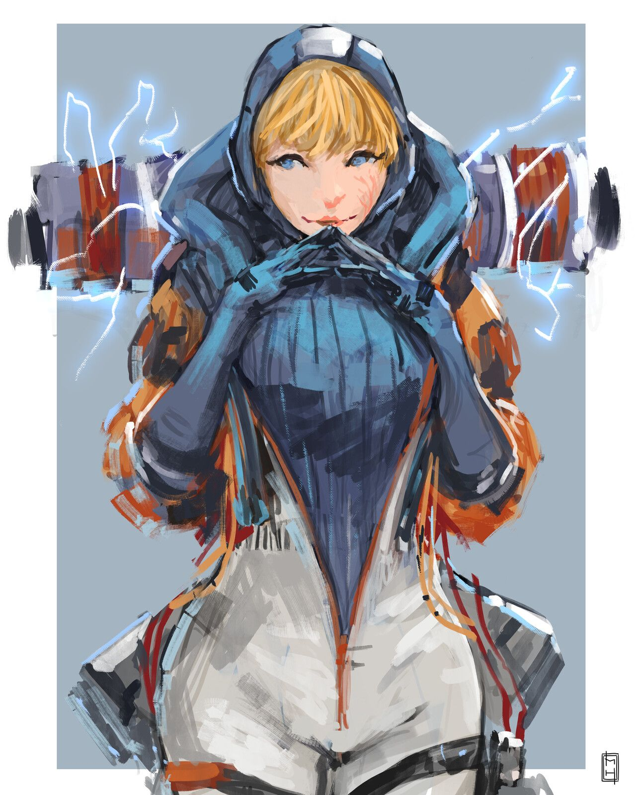Apex Legends Wattson Why She S The Best In Ranked Play Polygon