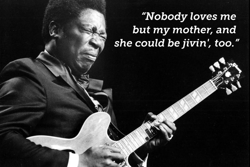 10 b b king quotes that celebrate his life and legacy quotes king quotes music vintage music. Black Bedroom Furniture Sets. Home Design Ideas
