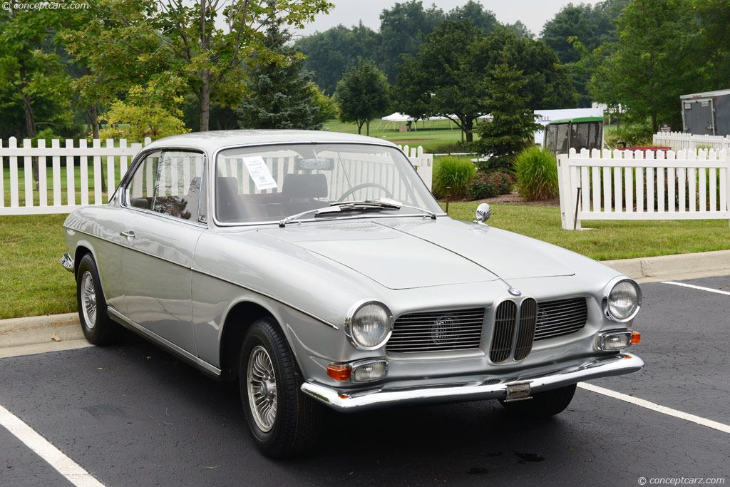 BMW 3200 CS 1964   Bmw, Classic cars, Cars