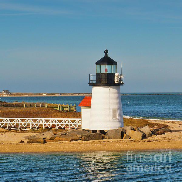 Title Brant Point Lighthouse Beacon Of Hope Artist