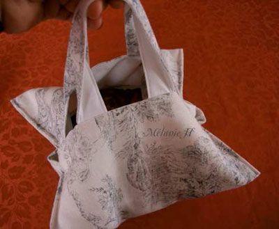 Célèbre Sac à plat , Patron couture gratuit - Loisirs créatifs pour  LJ71