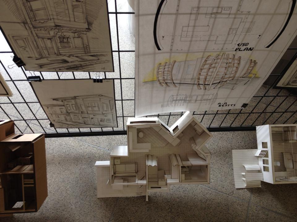 Design by a stanbul Kltr Foundation UniversityIKU interior