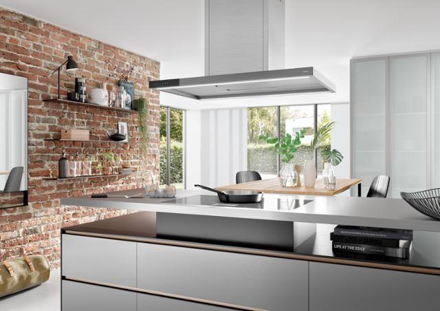Küchenzeile • Bilder & Ideen Küchen dunstabzugshauben
