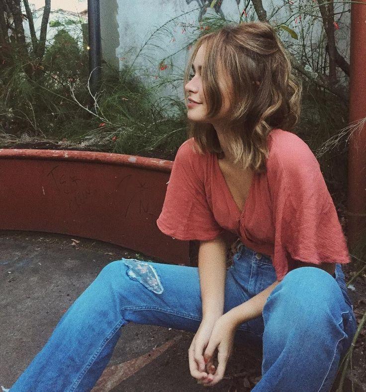 Photo of Kurzes lockiges Haar Kurzes Haar, langes Haar, Zöpfe. Haar  Beauty Inspiration …
