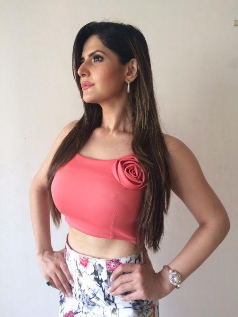 Hindi And Panjabi Heroine Zarine Khan New Hot Photos