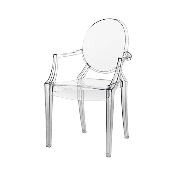 black ghost chair hire desk cb2 louis wedding flowers pinterest