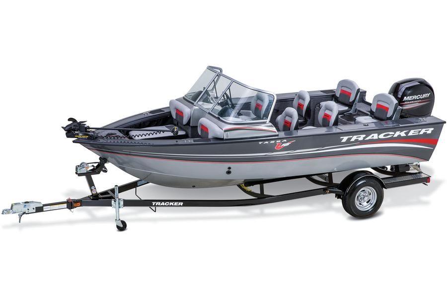 Aluminum Fishing Boats 2014 TRACKER TargaTM V 18 Combo
