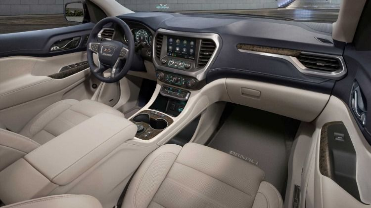 2020 Gmc Acadia Refresh Brings Rugged At4 Model New Turbo Engine Gmc Acadia Denali Gmc Suv