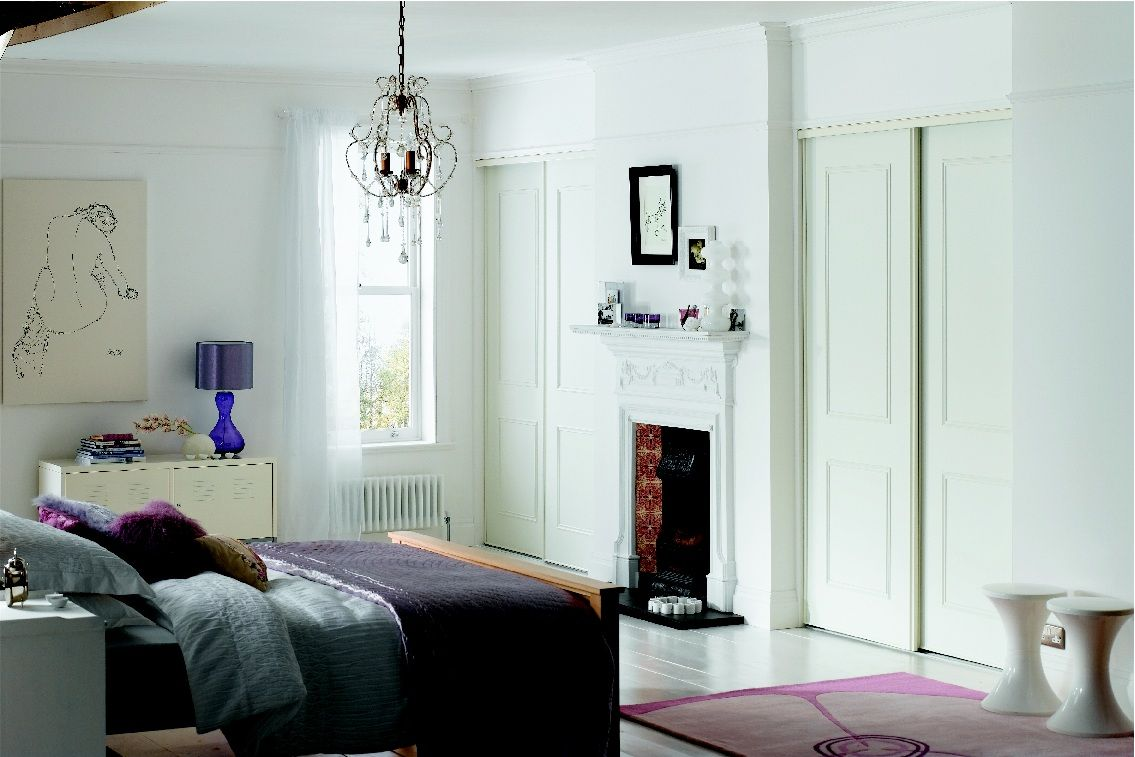 Fitted Bedroom Furniture For Small Bedrooms Fitted Wardrobes Around Chimney Breast Fitted Wardrobes