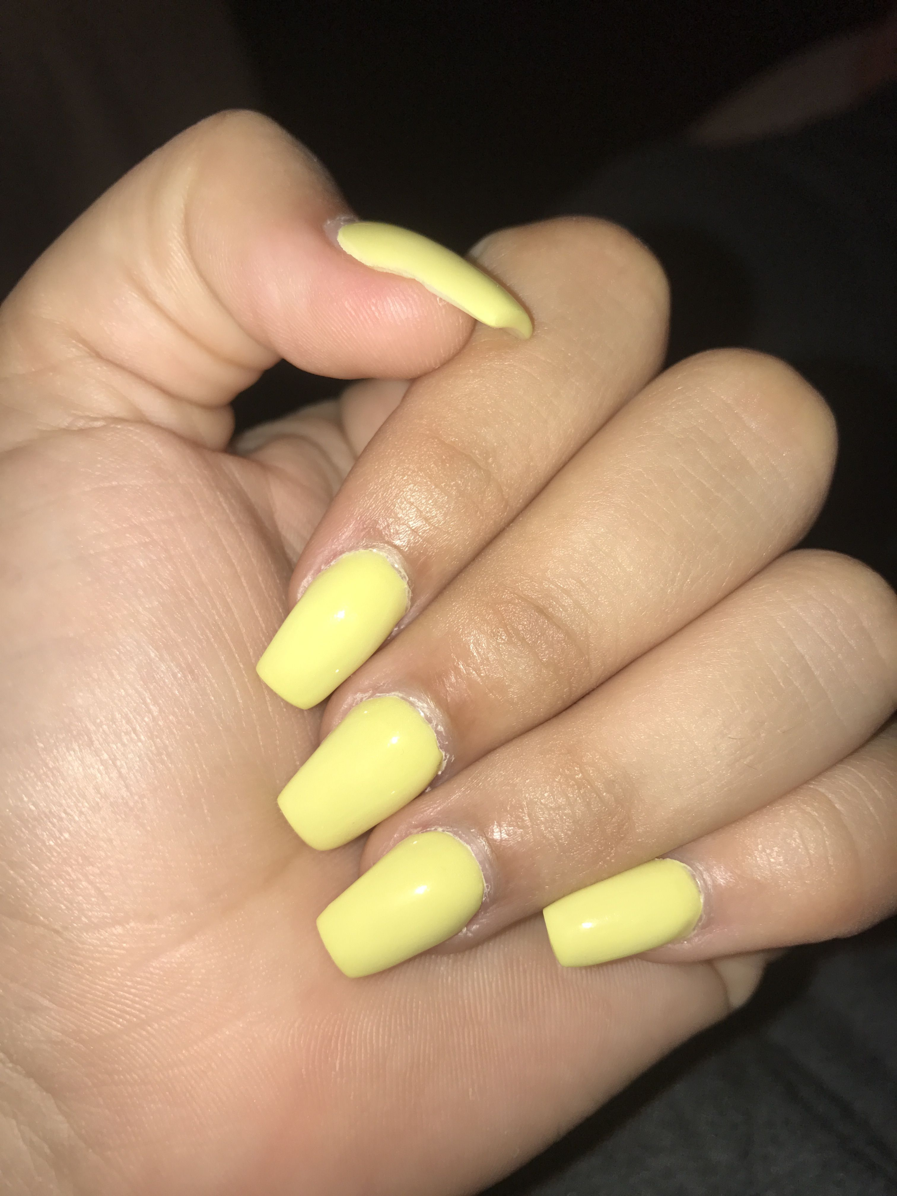 Pin On Coffin Acrylic Nails