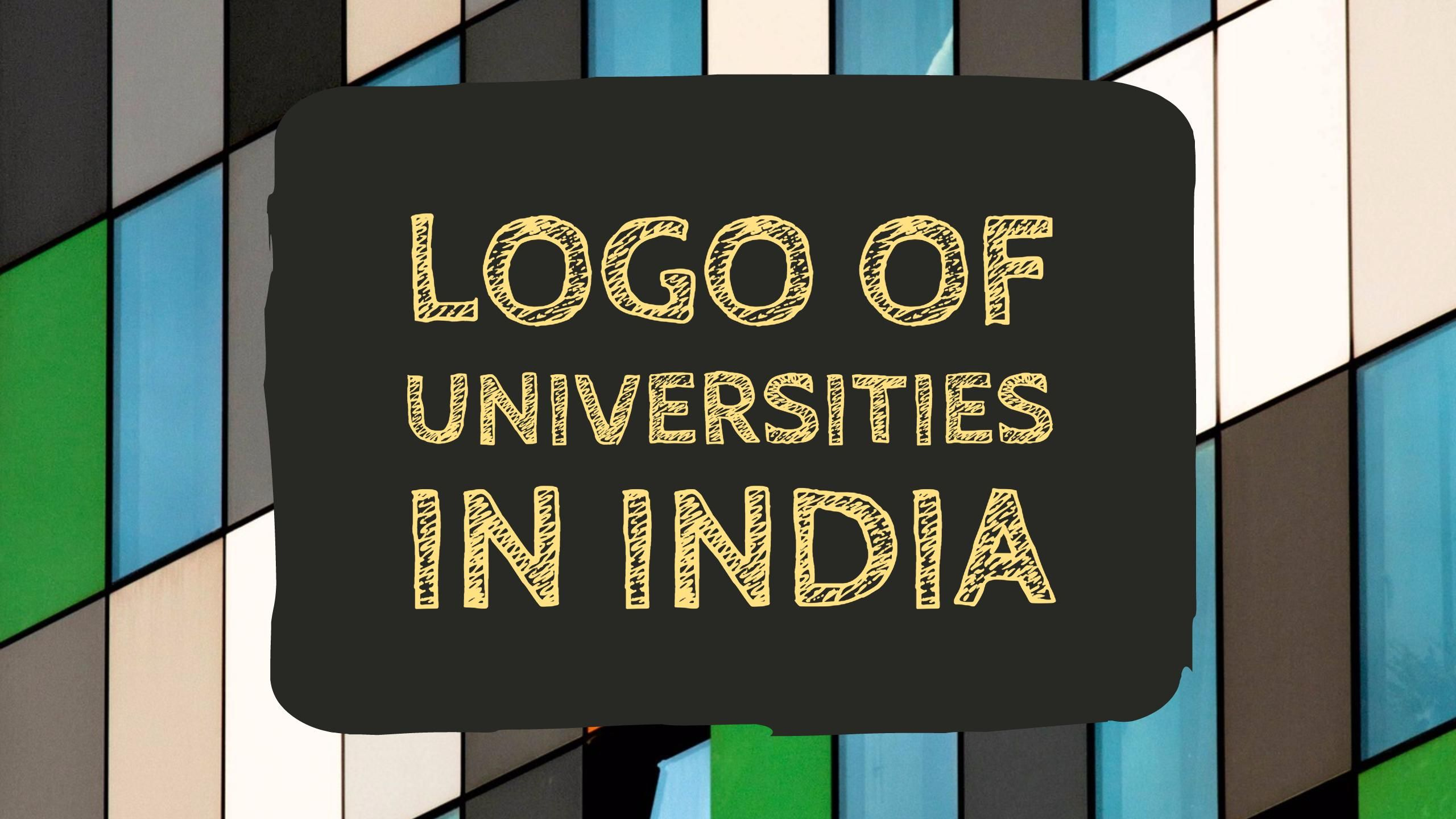 Logos of Universities in India Rojgar.site (With images