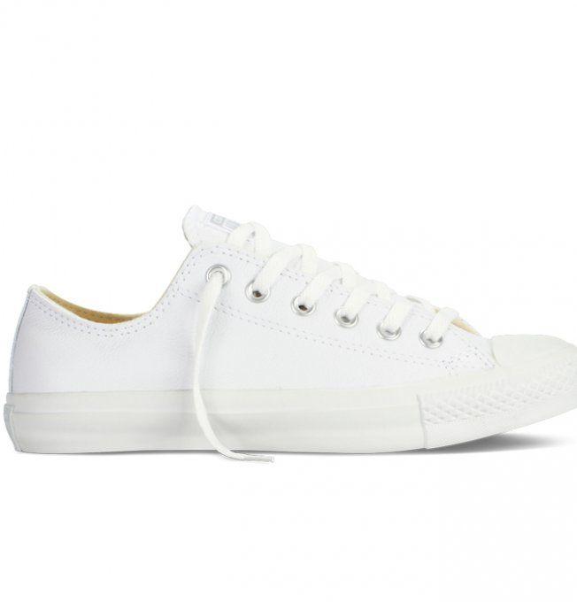 converse blanc 25