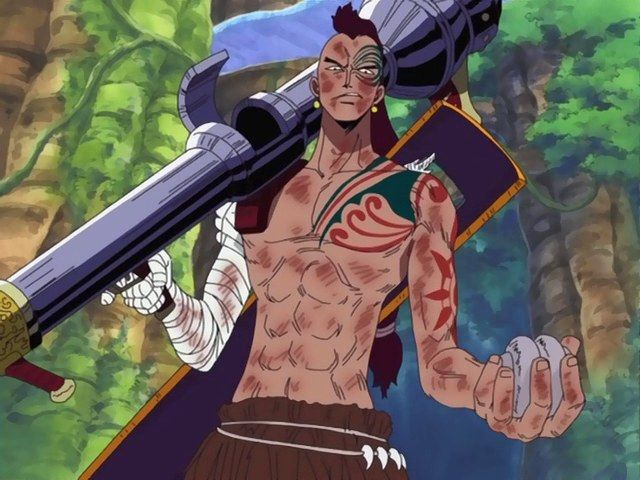 A Definitive Ranking Of The Fifty Hottest Men On One Piece One