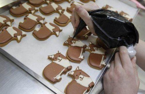 corgi cookies!!!