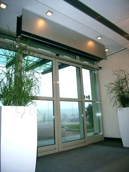 Wall Of Air Air Curtain Over Exterior Door Residential Google