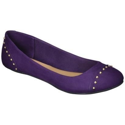 $21 purple flats #shoes